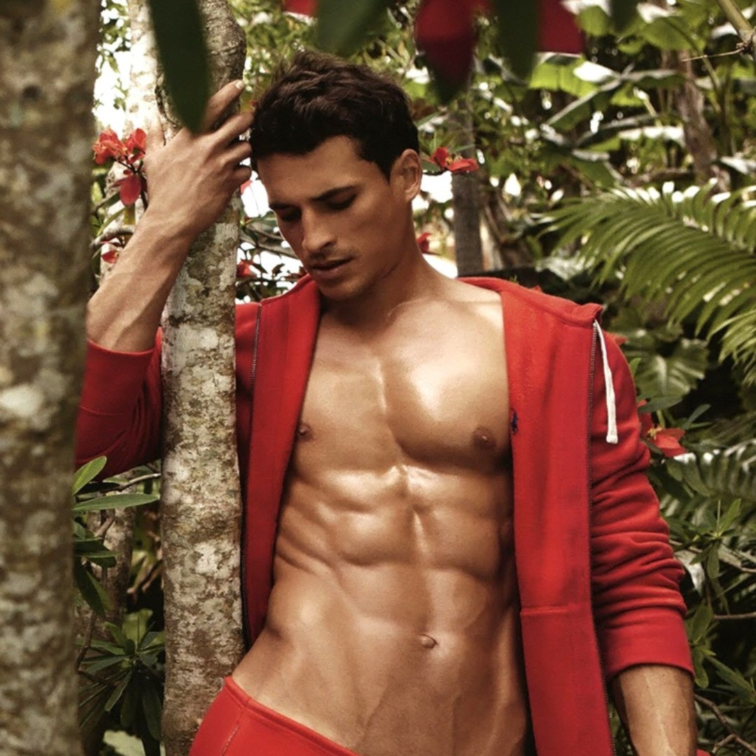 #men #abs #hunks #muscle