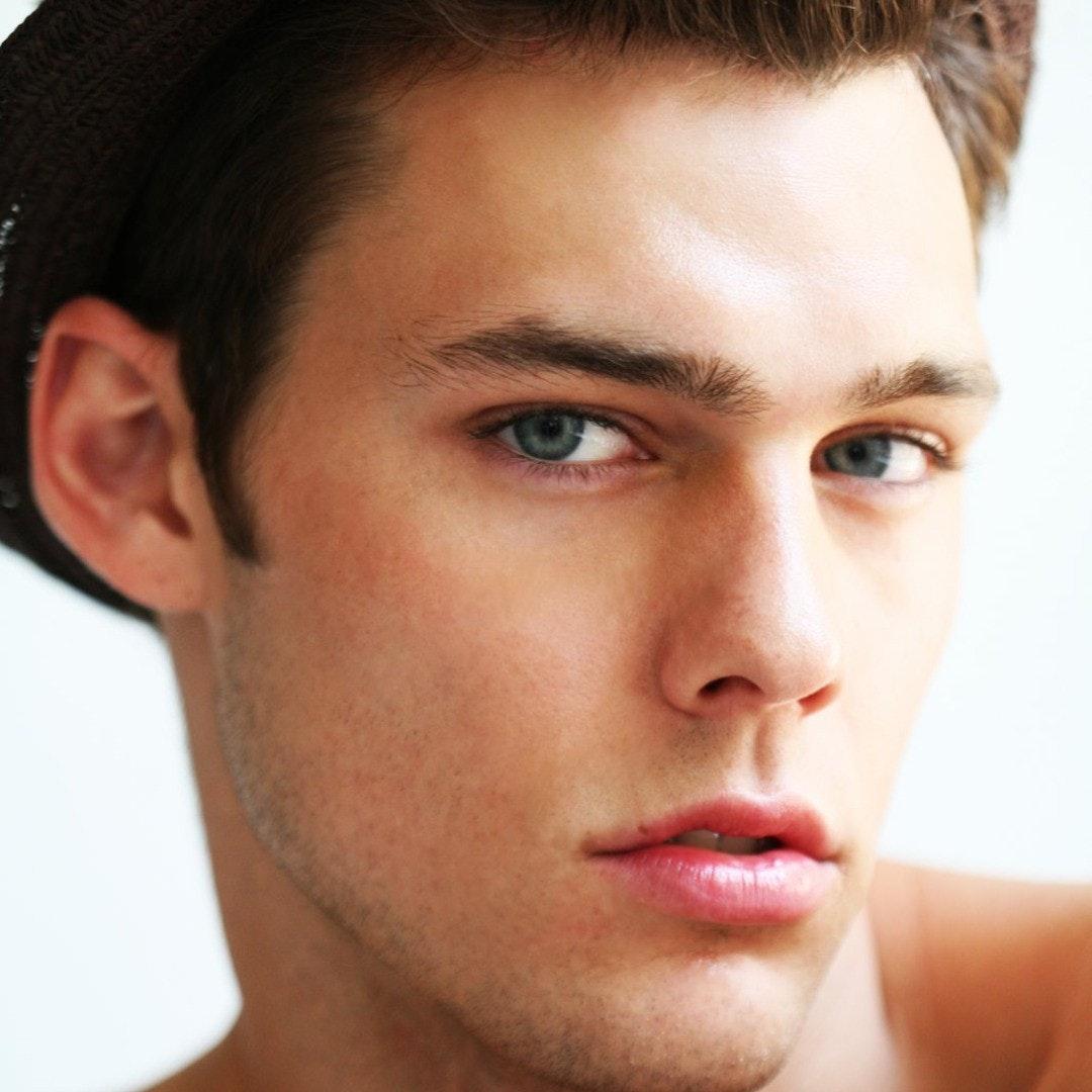 #men #face #twinks