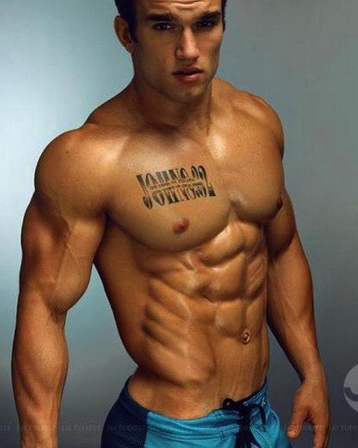 #men #hunks #abs #tatoo #hotboys #hotmen #muscle