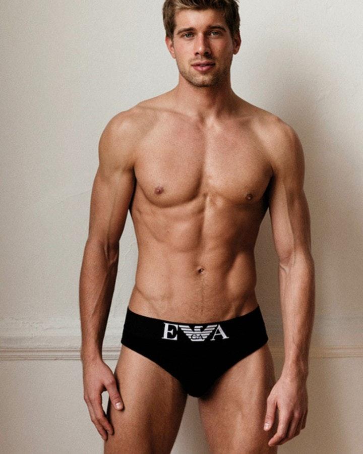 #men #underwear #briefs #abs