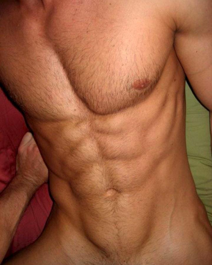 #men #muscle #abs