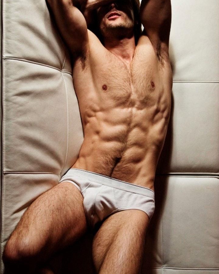 #men #bulge #abs #twinks #briefs #underwear