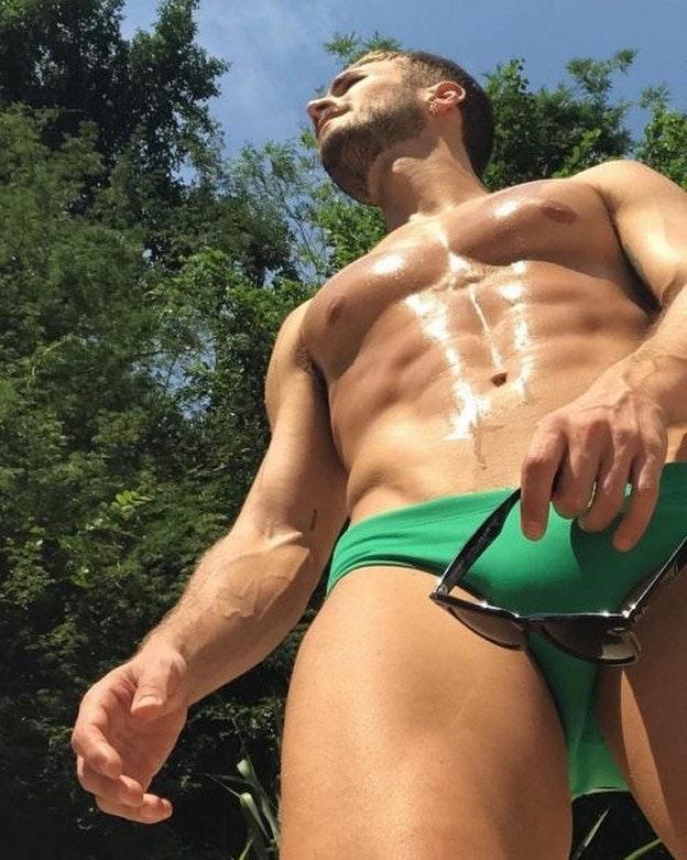 #men #bulge #abs #muscle #hunks #hotmen
