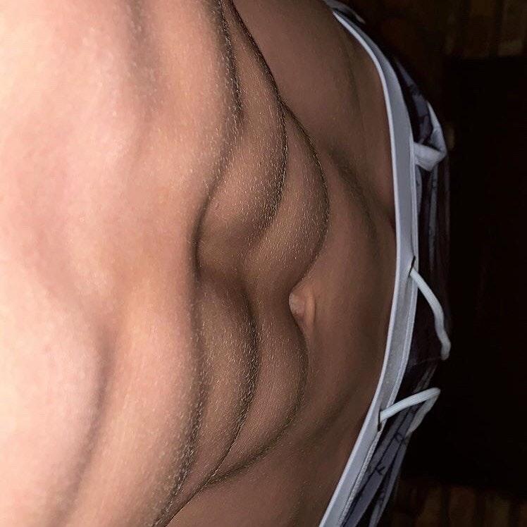 #men #abs #underwear