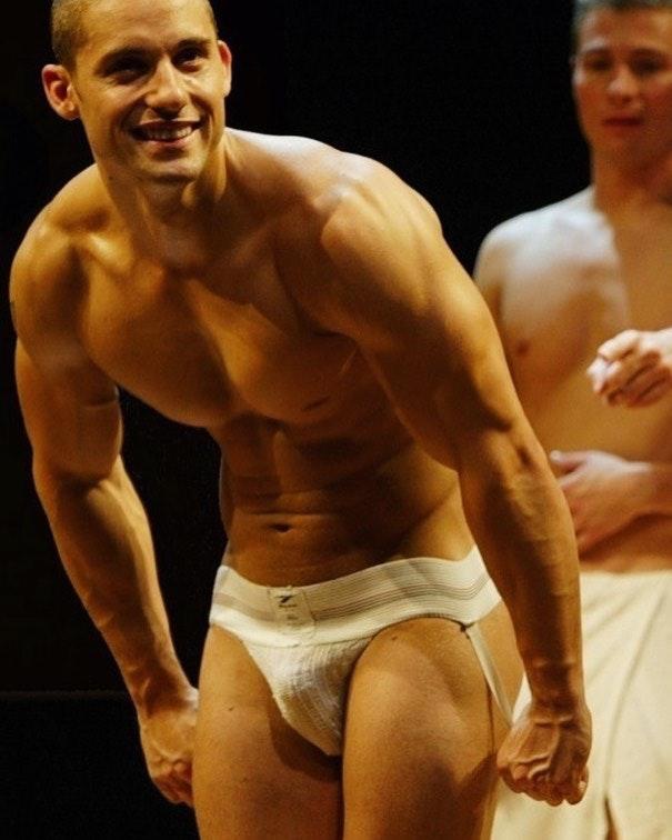 #men #jocks #bulge #underwear #bulge #muscle #smile #abs #hotmen #hotboys #hunks #shirtlessguys