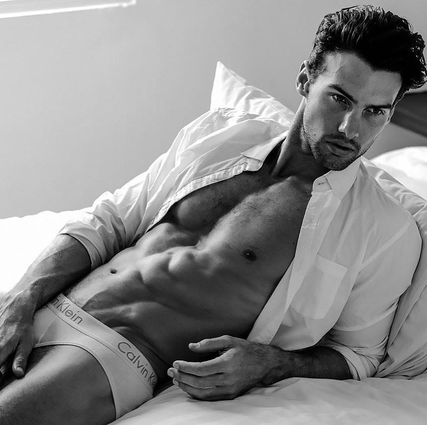 #men #underwear #calvinkleinunderwear #blackandwhite