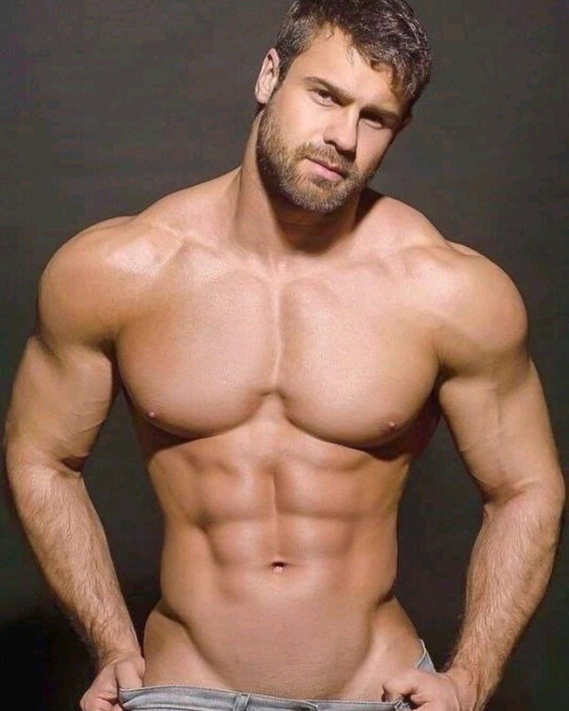 #men #hunks #vline #muscle #sixpack