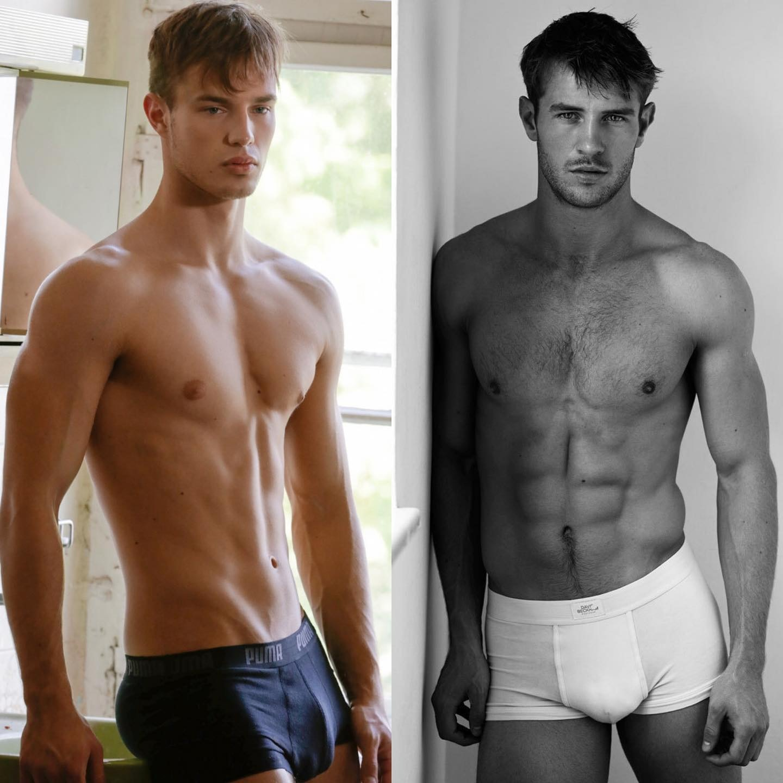 #men #underwear #sixpack #blackandwhite #bulge #twinks #hotmen #hotboys #guy #guys