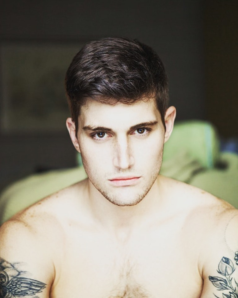 #men #tatoo #face #handsomeboys #hotboys