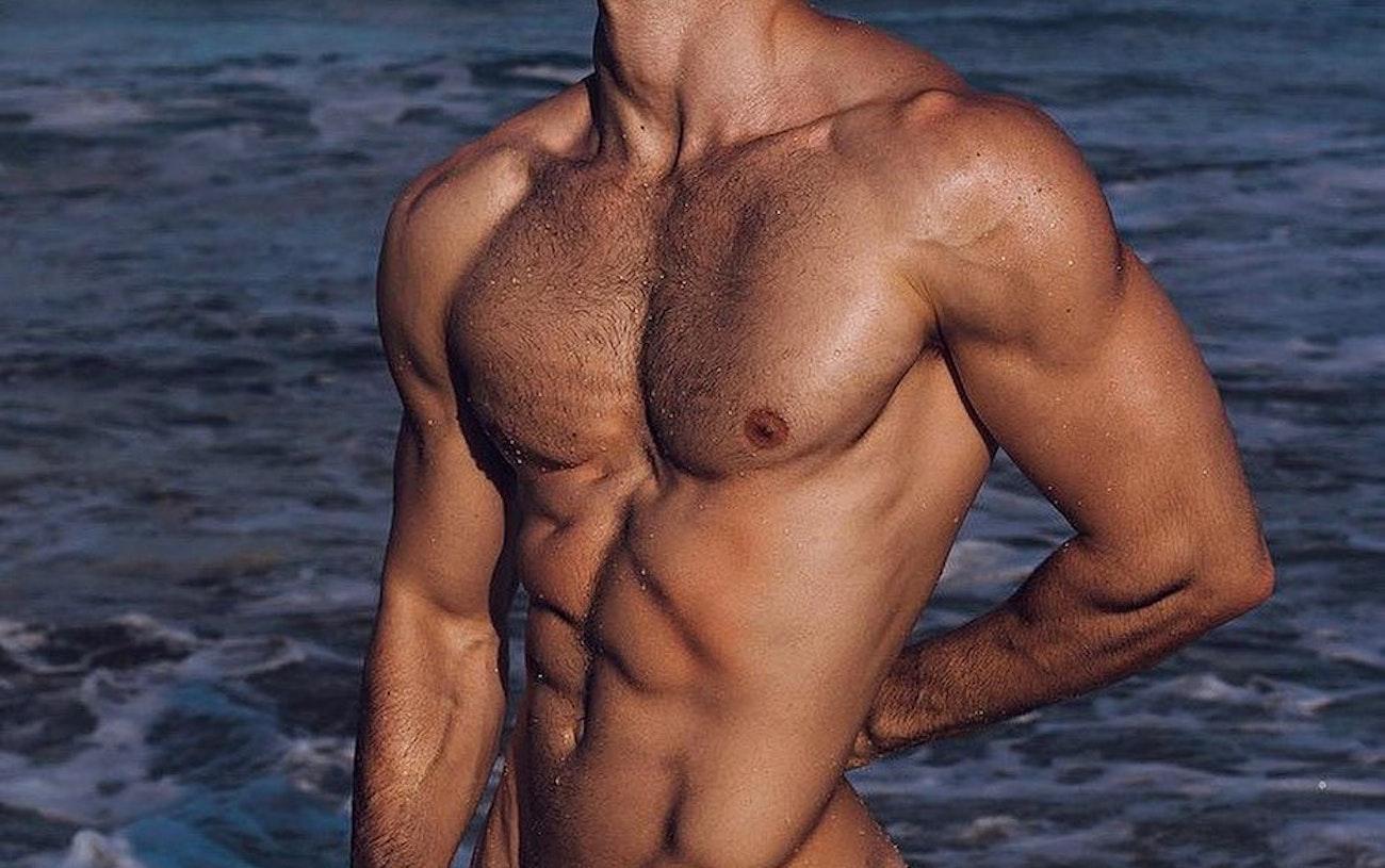 #men #sunset #beach #sheredded #muscle #muscular #hot #hotmen #hotboys #gaymen #gayboy